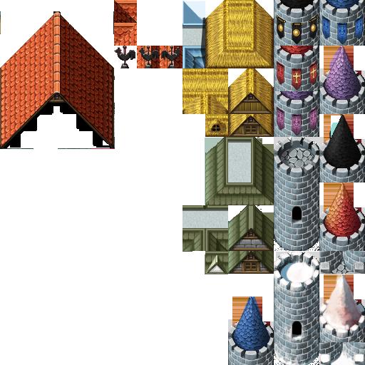 Castle Decor 1